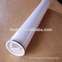 Hot selling large flow water filter element HFU640UY045JUW filter cartridge